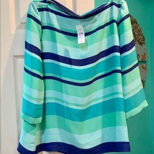 Ann Taylor Loft blouse NWT